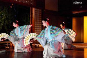 「新緑の高台寺~吟詠と舞」映像と写真集